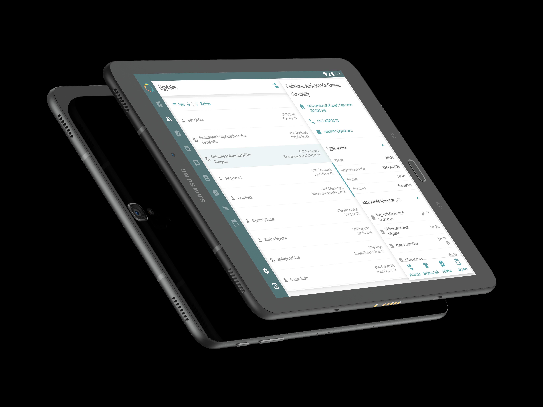 Tablet - orto - customer